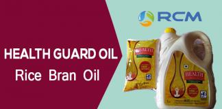 RCM Health Guard Oil