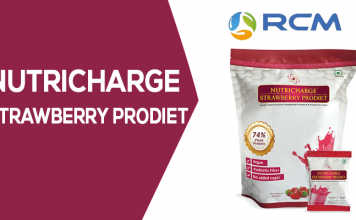 NUTRICHARGE STRAWBERRY PRODIET